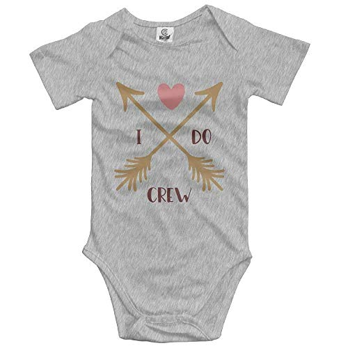 xcvgcxcvasda Crew Arrow Summer Baby Short Sleeve Romper Bodysuit Jumpsuit Outfits Cotton Comfortable Cute Pattern