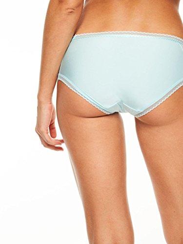 Chantelle Damen Panties Courcelles Blau (Blue Lagoon 43)