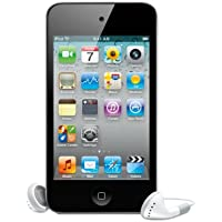 Apple iPod Touch (4. GEN) 8 GB - Negro (Importación)