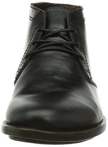 Fly London Peet - Scarpa stringata bassa, , taglia Nero (Schwarz (Black / Black 004))