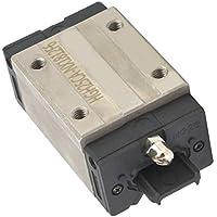 Mini bloque lineal, 2 piezas HGH25CA Mini bloque de riel de guía de movimiento lineal para equipos de oración, máquinas herramientas CNC, centros de mecanizado, electrónica
