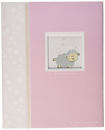 Havoc Geschenke 1645-9Baby Record Book Fotoalbum, Mädchen - Umbra-foto-album