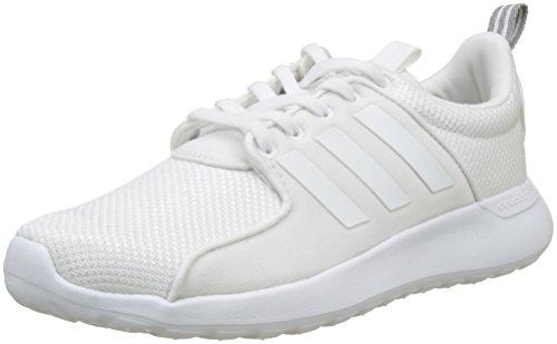 adidas Herren Cloudfoam Lite Racer Gymnastikschuhe Elfenbein (Ftwr White/ftwr White/clear Onix Ftwr White/ftwr White/clear Onix)