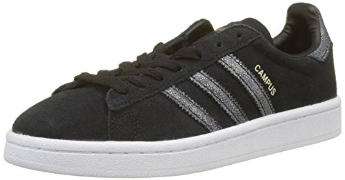 lowest price 0ebce 74542 Adidas Campus J, Zapatillas de Running Unisex Niños, C Black, 36 2