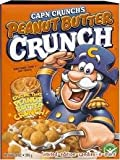 Cap'N Crunch Peanut Butter Crunch Cereal - 17.1 oz