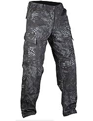Pantalon de champ US ACU/RS mandra night - mandra nuit, L