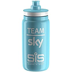 Elite Fly Team Sky Bidón, 500 ml