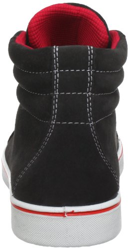 Ricosta JANTO(M) 5425300 Unisex-Kinder Sneaker Grau (anthra 485)