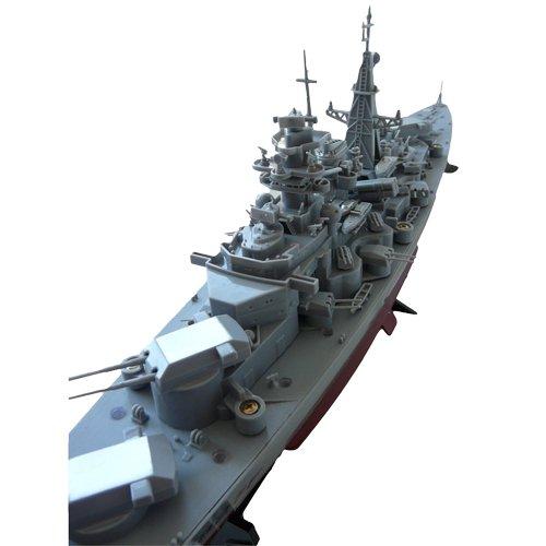 Seruna RC Ferngesteuertes Schlachtschiff Bismarck - 4