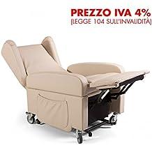 Amazon.it: poltrona relax 2 motori
