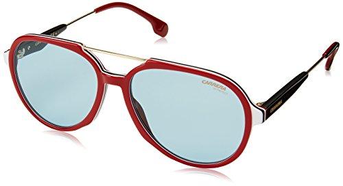 Carrera Gradient Aviator Unisex Sunglasses - (CARRERA 1012/S 6K3 56KU 56 Blue Color Lens)