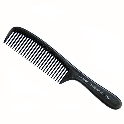 Salon de coiffure professionnel carbone antistatique peigne de coupe