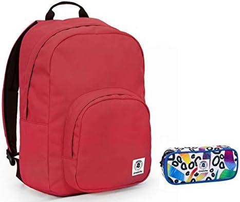 Zaino Invicta + Portapenne Portapenne Portapenne - Ollie Pack - rosa - Tasca Porta pc Padded - Americano 25 LT - Idea Regalo Natale | Italia  | Design professionale  | Economico  1daa18