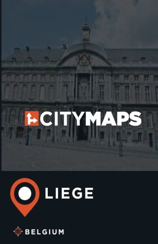 City Maps Liege Belgium