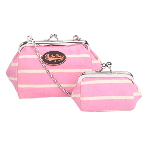 Be for Bag Christa Women's Clutch (Pink)
