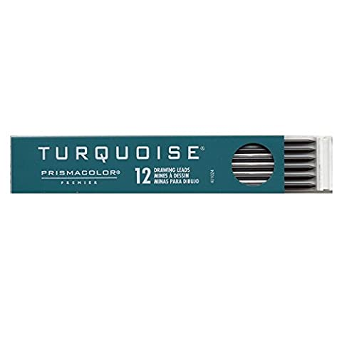 Turquoise Drawing Leads Dozen 6H by Turquoise