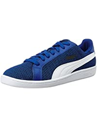 Puma Men's Smash Knit Sneakers