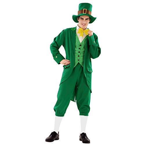 Erwachsene Kostüm Kobold Herren Für - My Other Me-Irische Kostüm für Herren, M-L (viving Costumes 201098)
