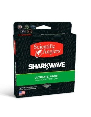 Ivory Mist (Scientific Angler Sharkwave Ultimate Trout Fly Line Mist Grün/Weide/DK Weiden, Ivory/Optic Green/Willow)