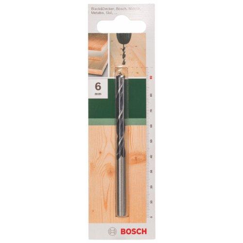 Bosch Holzspiralbohrer (Ø 6 mm)