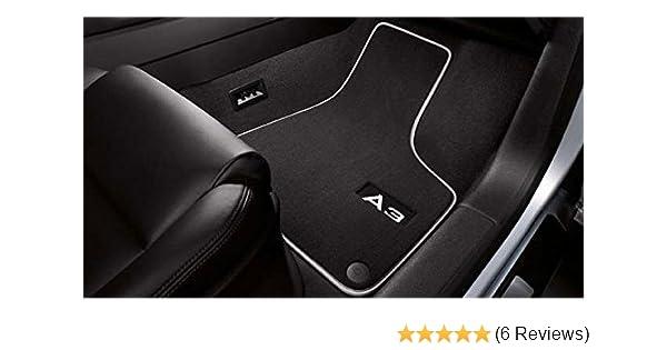 Original Audi Ersatzteile PREMIUM Audi A3 8P Original Velour Fu/ßmatten 4teilig