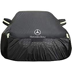 Couverture de voiture Mercedes-Benz Classe E 2 portes Coupé Couverture de voiture Spécial bâche de voiture Couverture de voiture Protection contre la pluie Écran solaire épaississant Isolation Couvert