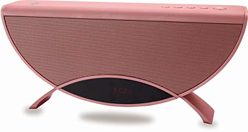 Conceptronic Apollyon 01R 10 W Red - Portable Speakers (10 W, 60 - 18000  Hz, 95 dB, 0 5%, Wired & Wireless, Bluetooth/USB/3 5 mm)