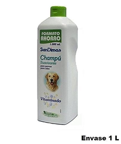 Sandimas vitaminado shampooing adoucissant 1L pour les