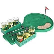 Spiel Trinkspiel Golf–Präsentation Getränke