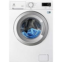 Electrolux EWW1685SWD lavadora - Lavadora-secadora (Carga frontal, Color blanco, Izquierda, A, A, Giratorio, Tocar)