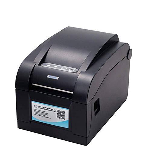Usb-barcode-drucker (WSMLA 20 mm bis 80 mm USB-Thermobondrucker POS-Drucker Direkter Barcode-Thermodrucker Barcode-Thermodrucker Barcode-Drucker)