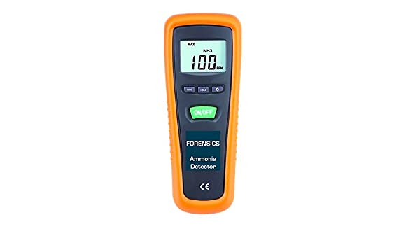 Basic ammoniak nh detektor meter und analysegerät von forensics