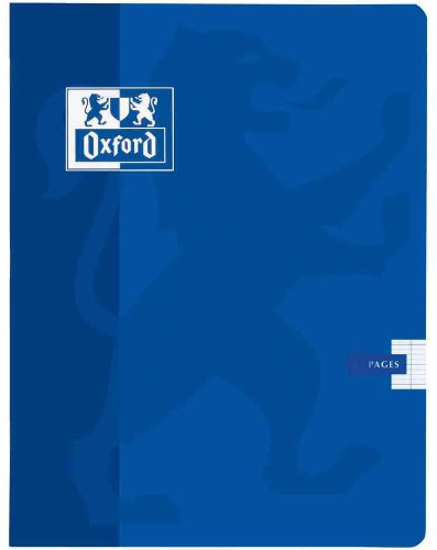 Oxford Schulheft, 170 x 220 mm, seyès, 48 Blatt