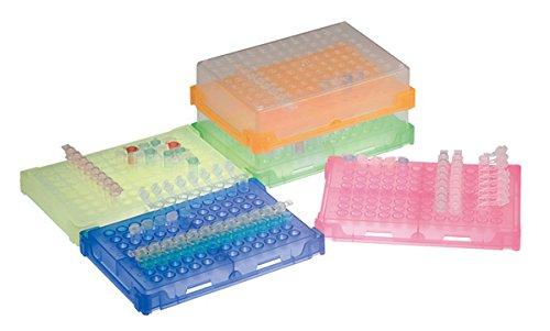 PCR-Rack für 96 Röhrchen 0,2 ml oder Strips