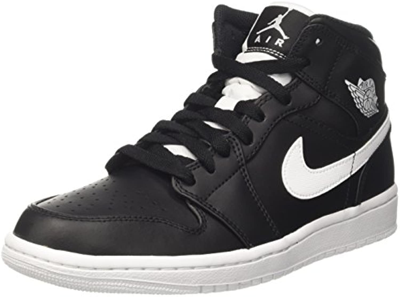 Nike Air Jordan 1 Mid, Zapatillas de Baloncesto para Hombre  -
