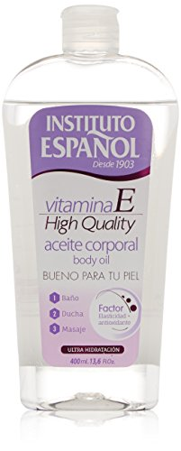 Instituto Español Vitamina e Olio Corporale - 400 ml