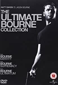 The Ultimate Bourne Collection: Identity/Supremacy & Ultimatum [DVD] [2007]