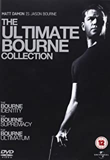 The Ultimate Bourne Collection: Identity/Supremacy & Ultimatum [DVD] [2007] by Matt Damon (B000WIMTAY) | Amazon price tracker / tracking, Amazon price history charts, Amazon price watches, Amazon price drop alerts