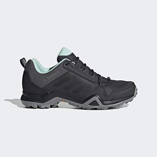 adidas Damen Terrex Ax3 W Fitnessschuhe, Mehrfarbig (Gricin/Negbás/Mencla 000), 42 2/3 EU