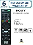 #10: Universal TV Remote for SONY BRAVIA/Led/lcd (Works With All SONY Led/Bravia/Lcd's/ New & Old Models Tv)