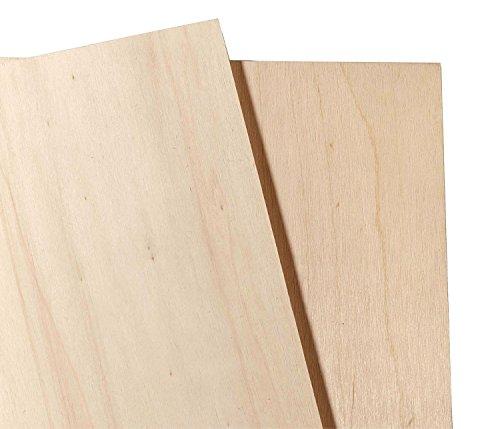 VBS Sperrholzplatten, 3 Stück