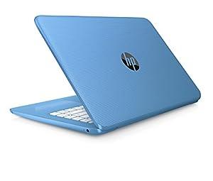 HP Stream 11-y000na 11.6-inch Laptop (Aqua Blue) - (Intel Celeron N3060, 2GB RAM, 32GB eMMC, Office 365, 1TB OneDrive Cloud Storage, 1 Year Free Subscription, Windows 10) from Hp