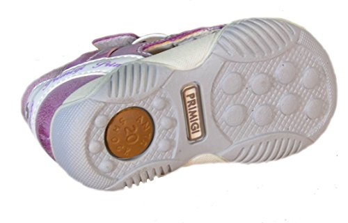 Primigi-Primigi Sandaletti Bride 69740 Cuir Fille Violet Violet - aubergine