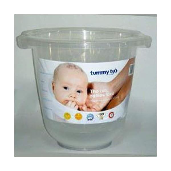 Tummy Tub (Clear)