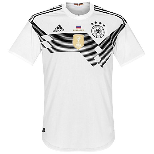 adidas Germany World Cup Home Authentic Shirt 2018 inc Free Russia 2018  Tournament Transfer - M 0c35cd8ee