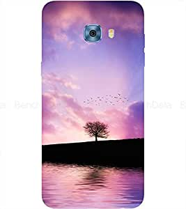 Nature Printed Back Cover for Samsung Galaxy C5 Pro