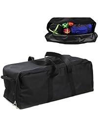 Medium : Buwico® Lightweight Waterproof Heavy Duty Duffel Gear Bag Camping Big Equipment Bag Sport Oversized Travel...