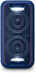 Sony GTK-XB5 Sistema Home Audio con Funzione Extra Bass, Bluetooth, NFC, Blu