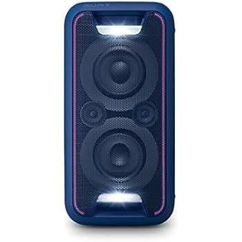 Sony GTK-XB5 One Box Party Soundsystem Blau: Amazon.de