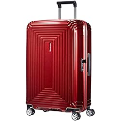 Samsonite - Neopulse Spinner 69 cm, Rojo (METALLIC RED)